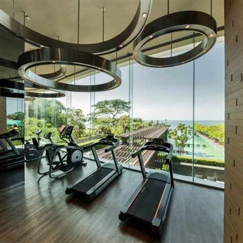 Salle De Fitness Design by Appartement De Vacances Luxueux 224 Pattaya Tha 239 Lande