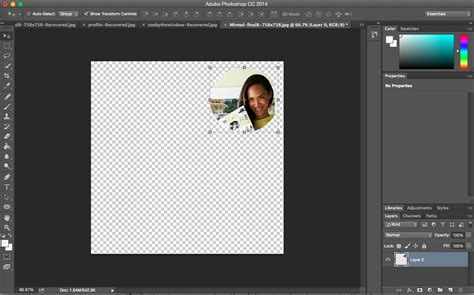 wordpress tutorial non blog how to make a round about me photo for blogs in wordpress