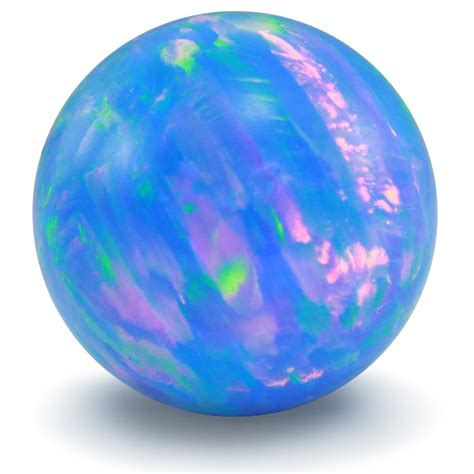 opal color cornflower blue opal