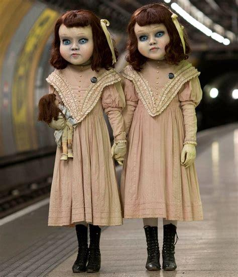 4ft rag doll derren brown creepy living dolls giving