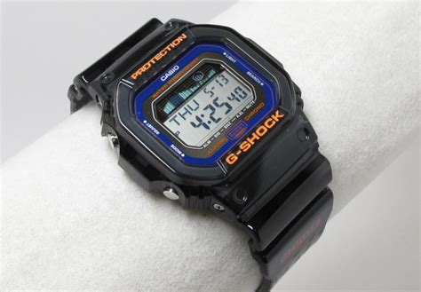 Jam Tangan Casio G Shock Gls 5600 Black List White g shock glx 5600b 2008 casio archive