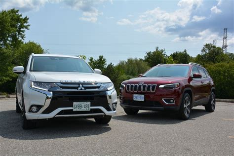 2019 Jeep Outlander by Faceoff 2018 Mitsubishi Outlander In Hybrid Gt Vs