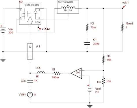 tapped inductor converter resource article