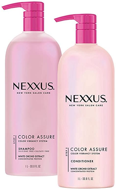 best conditioner for colored hair best shoos and conditioners for colored hair