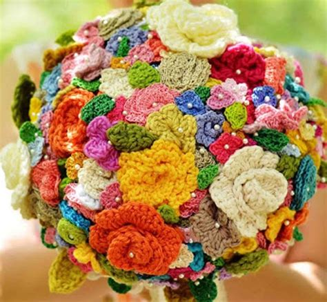 fiori crochet fiori crochet fotogallery donnaclick