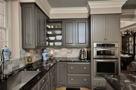 gray kitchen cabinet ideas ideas about modern grey kitchen on pinterest gray kitchens