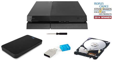 drive upgrade owc 2tb diy upgrade bundle for playstation 4 ps4 seagate 2