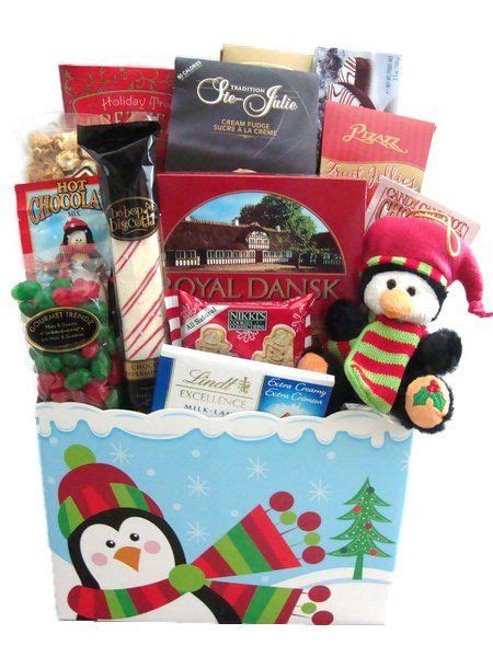 19 best christmas gift baskets canada images on pinterest