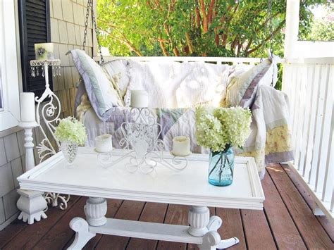 shabby chic market give your outdoor spaces character with flea market finds hgtv