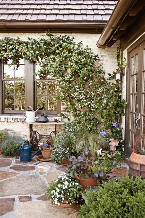 decorar jardines en blanco 1001 ideas sobre c 243 mo decorar un jard 237 n peque 241 o