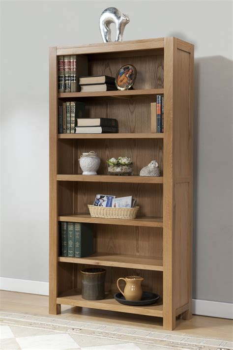 oak 6ft bookcase