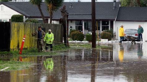 flood warnings issued amid heavy rain in northern