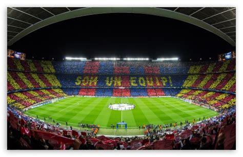 wallpaper stadium barcelona fc barcelona c nou stadium 4k hd desktop wallpaper for