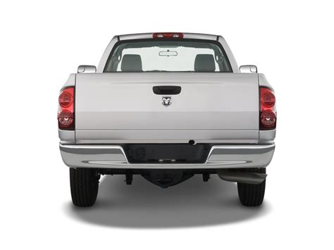dodge ram truck bed 2007 dodge ram 2500 reviews and rating motor trend