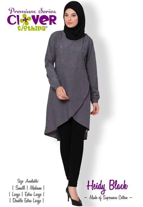Harga Baju Merk Moc tunik heidy narenj shop baju gamis store