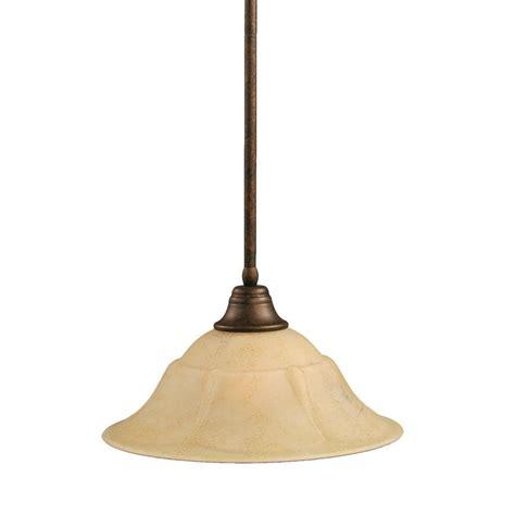 Filament Pendant Light Filament Design Concord 1 Light Bronze Pendant With Italian Marble Glass Cli Tl5005236 The