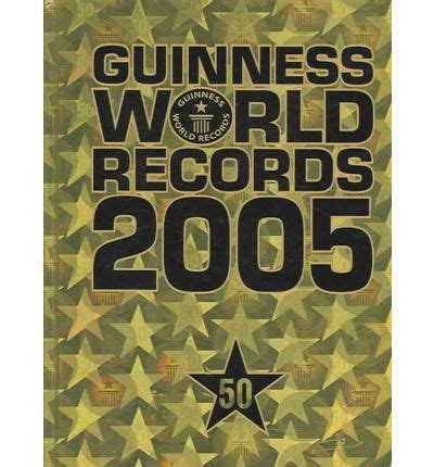 guinness world records 2005 spa guinness world records 2005