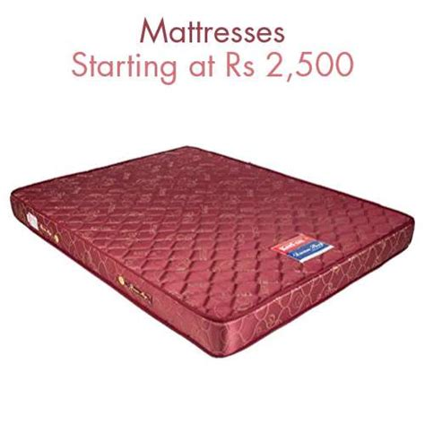 Memory Foam Mattress India by Furniture Buy Furniture At Low Prices In India