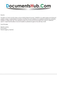Request Letter Hostel Accommodation Letter Of Accommodation Sle