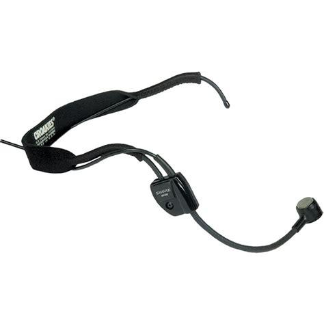 Headset Mic shure wh20tqg dynamic headset microphone dv247