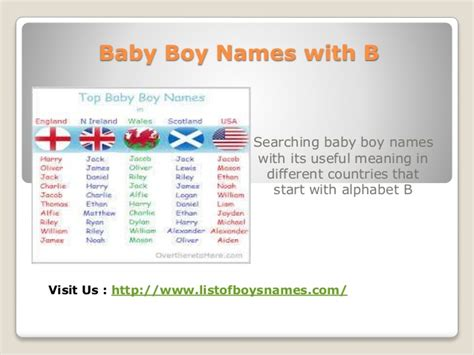 boy names that start with b baby boy names starting with b driverlayer search engine