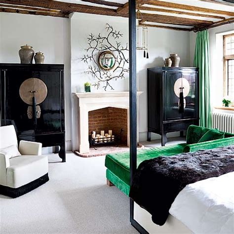 Bedroom Ideas Black White And Green Top Asian Bedroom Decorating Ideas