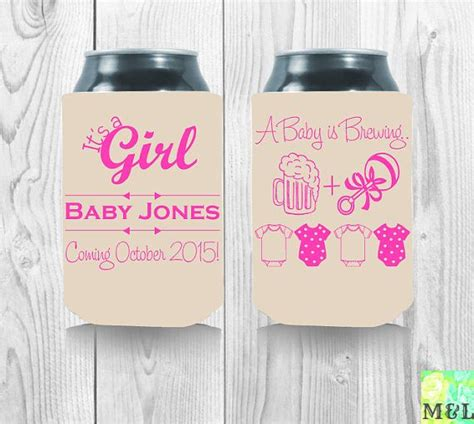 17 best images about baby shower koozies on