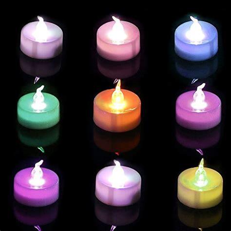 fiamma candela homemory colorata senza fiamma candela da t 232 led