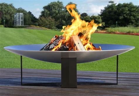 feuerschale edelstahl feuerschale 7 edelstahl 70 cm feuerschalen bei garten