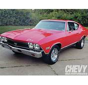 1968 Chevrolet Chevelle  Chevy High Performance Magazine