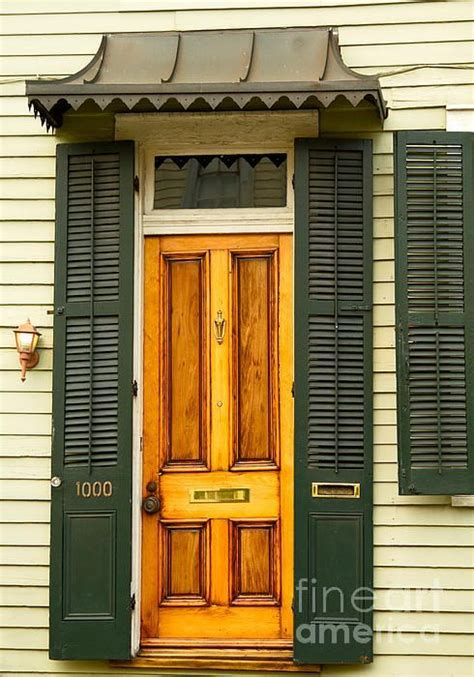 New Orleans Doors by New Orleans Louisiana Doorway Quarter New