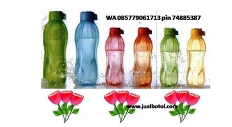 Botol Tupperware 350ml harga botol tupperware 1 liter jual botol kaca selai