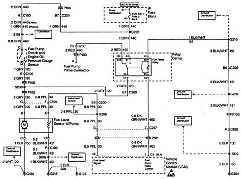 vo wiring diagram  chevrolet fuel gauge  diagram