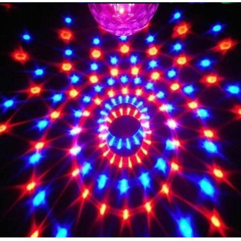 magic sound activated led disco l with