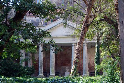 giardino di giardino di palazzo soranzo cappello luoghi