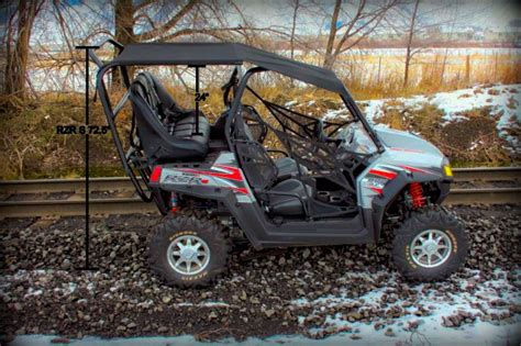 polaris ranger 500 rear seat kit utvma back seat and roll cage kit for polaris rzr