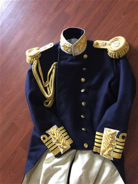 royal navy admiral of the fleet, 1902 full dress uniform