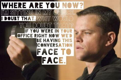 Jason Bourne Quotes bourne ultimatum quotes quotesgram