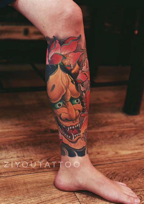 desain tato yakuza  kaki asenwa design