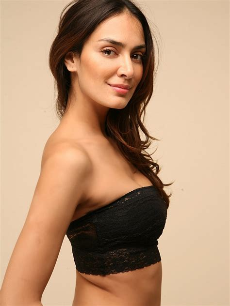 Top Five Bandeau Tops by Lyst Free Lace Trim Bandeau In Black