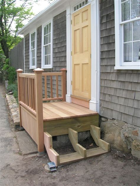 How To Build A Front Door Best 25 Front Steps Ideas On Front Porch