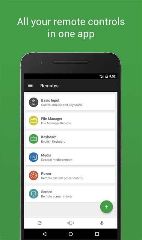 unified remote apk unified remote android apps on play