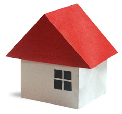 House Origami - 3d paper houses search results calendar 2015
