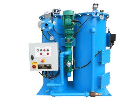 wyunasep oil water separator cs series ows victor marine