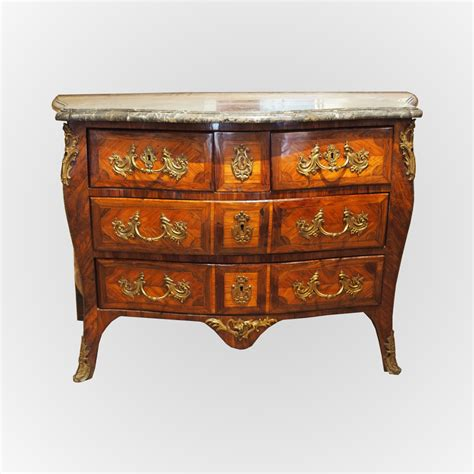 Commode De Salon by Commode De Salon D 233 Poque Louis Xv Estill 233 E Jb Fromageau