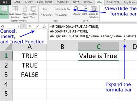ruler template excel formula bar fx bar in excel and google spreadsheets