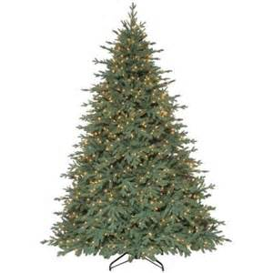 martha stewart tree lights 9 ft royal spruce set artificial tree