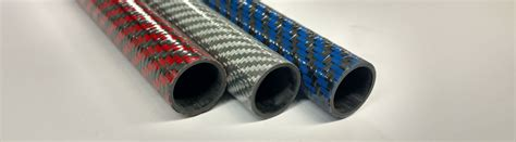 colored carbon fiber colored tubing archives clearwater composites