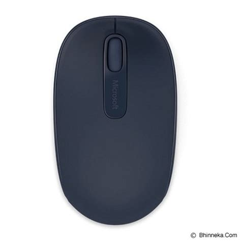 Microsoft Wireless Mobile Mouse 1850 U7z Hitam C3u6 jual microsoft wireless mobile mouse 1850 u7z 00020 wool blue murah bhinneka