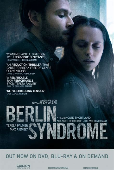 Amazon Now berlin syndrome watch at home curzon artificial eye